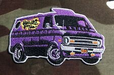Beastie Boys Van Embroidered Patch B055P Bad Brains Slayer Nwa Public Enemy