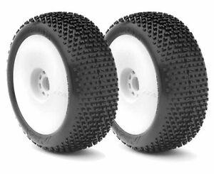 AKA I-BEAM Soft Long Wear EVO Gomme 1:8 Off-Road Buggy (2) - 14001XRW