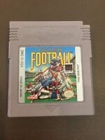 Play Action Football (Nintendo Game Boy) GET IT FAST ~ US SHIPPER