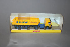 Wiking  1:87 LKW MB 1735 LS Hinterkipper-SZ KLUWE Baustoffe Bauelemente OVP