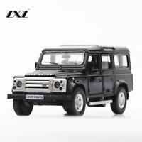 1:36 Car Rover Defender Metal Toy Car Diecasts Vehicles Model Miniature Car New