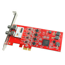 TBS6704 ATSC Clear QAM Quad Tuner PCIe Card For IPTV Streaming Server