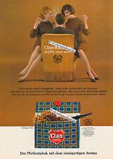 Clan-Pfeifentabak-1967-Reklame-Werbung-genuine Advertising-nl-Versandhandel