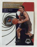 2019-20 Mosaic Steve Nash International Men Of Mastery #6 Phoenix Suns/mavricks