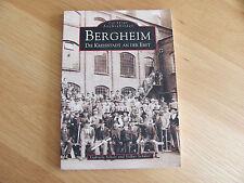 Buch, Bergheim, Die Kreisstadt a d Erft, Scholz u Schüler