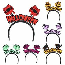 Halloween Party Fancy - Dress Head Bopper - Choose Design