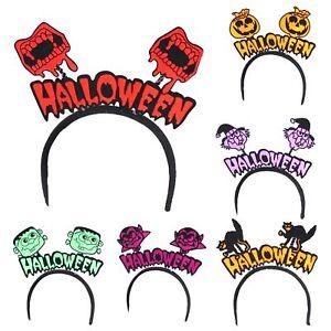 Halloween Party Fancy - Dress Head Bopper - Choose Design