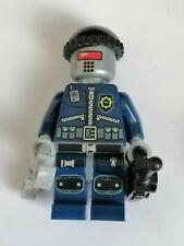 Genuine Lego The LEGO Movie Robo SWAT Figure