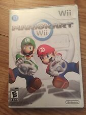 Mario Kart Wii Nintendo Wii Case & Disc TESTED NG2