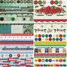 Kaisercraft 12x12 Sticker Sheet Collection Christmas theme 39 selections