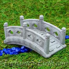 New Vivid Arts Miniature World -Japanese Miniature Garden- Temple Bridge -9cm