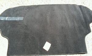 SUZUKI LIANA T4 BOOT MAT BOOT CARPET DE LUX CARGO MAT GENUINE 99000-990YR-234
