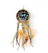 6 Paires Boucles d'oreilles et Dream Catcher Wall Hanging