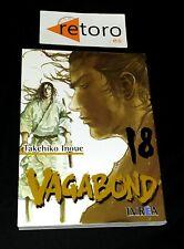 COMIC MANGA VAGABOND 18 IVREA ENVIO COMBINADO ESPAÑOL SPANISH Takehiko Inoue