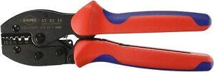 Knipex Crimps Crimping Tool 97 52 38 PreciForce Crimping Pliers (220 mm)