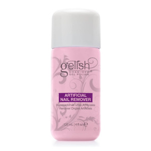 Harmony Gelish Artificial Nail and Gel Soak-Off Polish Remover (120ml)