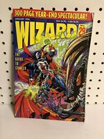 Wizard The Guide to Comics #29 Spawn Violator Todd McFarlane Poster Cover 1993