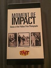 Moment of Impact VHS TNT Stories of the Pulitzer Prize Photographs VERY RARE