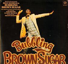 BUBBLING BROWN SUGAR soundtrack NSPD 504 A1-D1 1st uk press DOUBLE LP PS EX/EX
