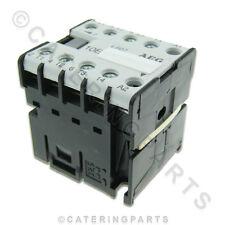 CO01 AEG LS07 10E MINI RELAY CONTACTOR 230V COIL 3xN/O 1xN/O AUXILLARY RATED 16a