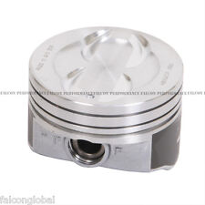 Speed Pro Chevy 5.7/350 VORTEC Hypereutectic Coated Skirt Pistons+MOLY Rings STD