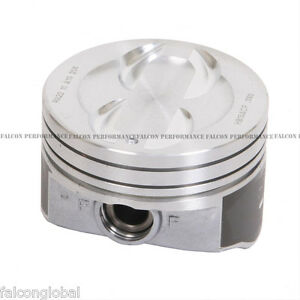 Speed Pro Chevy 5.7/350 VORTEC Hypereutectic Coated Skirt Pistons  STD