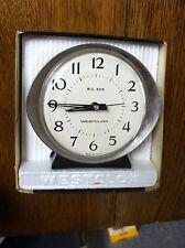 Vintage Westclox Big Ben Alarm Clock- With Original Westclox Box Broken