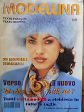 MODELLINA n°99 1997   - con cartamodelli  [M6]