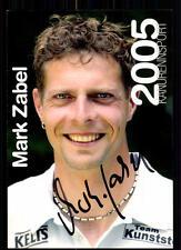 Mark Zabel Kanu TOP AK Orig. Sign.+81738 + A 71323