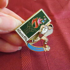 1996 Usa Atlanta Soccer Olympics Pin Badge