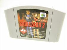 Nintendo 64 BIOHAZARD 2 Resident Evil Cartridge Only Import JAPAN Game n6c