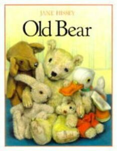 Old Bear by Hissey, Jane Hardback Book The Cheap Fast Free Post