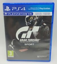 PS4 Spiel Gran Turismo Day One Edition Playstation 4 Game GT