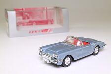 Vitesse 110; 1960 Chevrolet Corvette; Open Top, Metallic Blue; Excellent Boxed