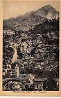 Cartolina - Postcard - Noasca panorama 1937 timbro Albergo Reale VG