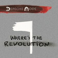 Depeche Mode - Where's the Revolution - New 2 LP 12""