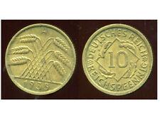 ALLEMAGNE 10  reichspfennig  1935 A