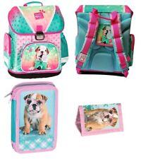 Studio Pets HUND Welpen Schultrolley Trolley rucksack Mädchen schulrucksack