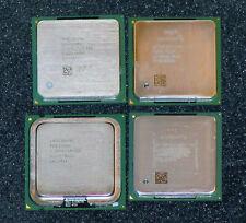 Intel Pentium 4 P4 Socket 478 LGA775 Processor 1.7GHz 2.0GHz 2.6GHz 3.2GHz Clean