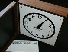 Dream Time -- electronic clock hour prediction -- one-person working        TMGS