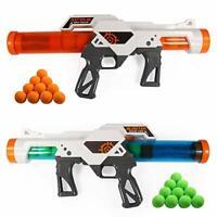 RuiDaXiang Toy Gun,2pcs Dual Battle Pack,Foam Ball Air Powered Shooter Toy Guns