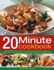 The Best Ever 20 Minute Cookbook : 200 recipes by Jenni Fleetwood 2008 Paperback