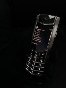 Original Vertu Signature S Stainless Steel Cellular Phone (Unlocked)