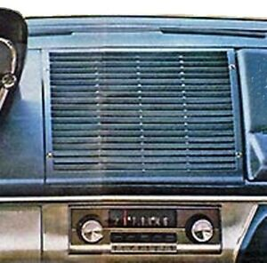 Speaker Grill for 1962-1963 MoPar B-Body