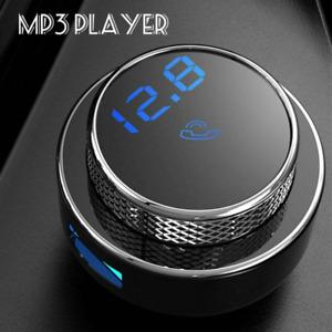 Car FM Transmitter 5.0 Wireless Bluetooth Handsfree Kit MP3 Player Radio Adapter