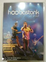 HOOBASTANK LET IT OUT DVD MUSICALE - DVD NUOVO SIGILLATO