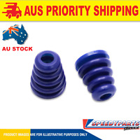Speedy Parts Rear Bump Stop Bush Kit for FORD TERRITORY SX SY SZ FALCON BA BF...