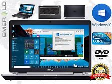 Dell Latitude laptop E6430 Intel i7-3720QM 4GB 128GB SSD Win10 Pro HD+ 1600x900