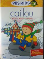 Caillous Winter Wonders (DVD, 2008)