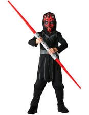 Boys Darth Maul Star Wars Halloween Licensed Kids Fancy Dress Costume Ages 3-8 3 - 4 Years 881216